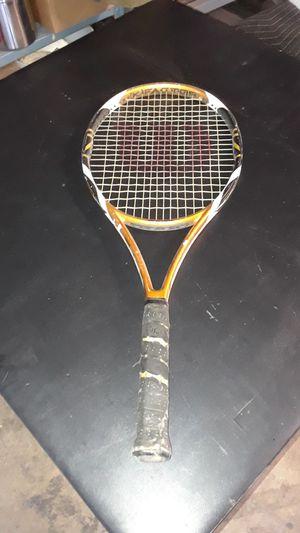 Wilson tennis racket $5 for Sale in Riverside, CA