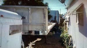 1995 Wilson flatbed trailer 45ft for Sale in Romoland, CA