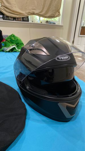 Motorcycle helmet LG beginning rider for Sale in Lilburn, GA