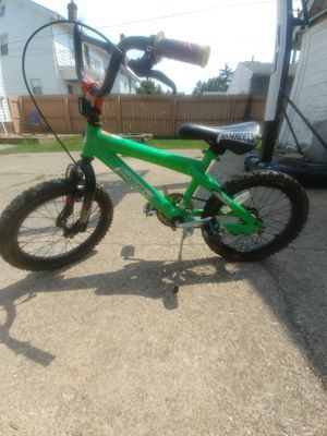 Kids hot wheels bicycle for Sale in Cleveland, OH