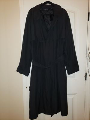 London Fog Trench Style Raincoat for Sale in Hoschton, GA