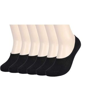 Mens Thin Casual Low Cut No Show Socks Non Slip Heel Grip 6 Pairs Black for Sale in Rancho Cucamonga, CA