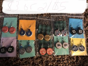 Hand made earrings for Sale in Bath, NY