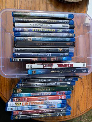 DVDs. $2 each for Sale in Silverdale, WA