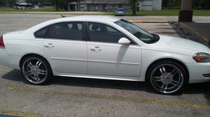 22 inch rims been sitting up for a year need gone for Sale in Houston, TX