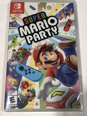 Super Mario party Nintendo switch for Sale in Hanover Park, IL
