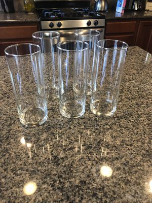 5 flower vases for Sale in Renton, WA