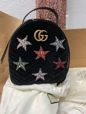 Gucci backpack for Sale in Moreno Valley, CA
