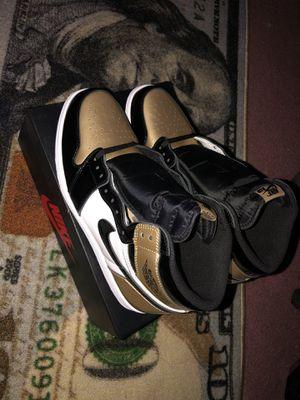 """Jordan 1 High Og NRG """"Gold Toe"""" - Size 12 for Sale in Palmyra, PA"""