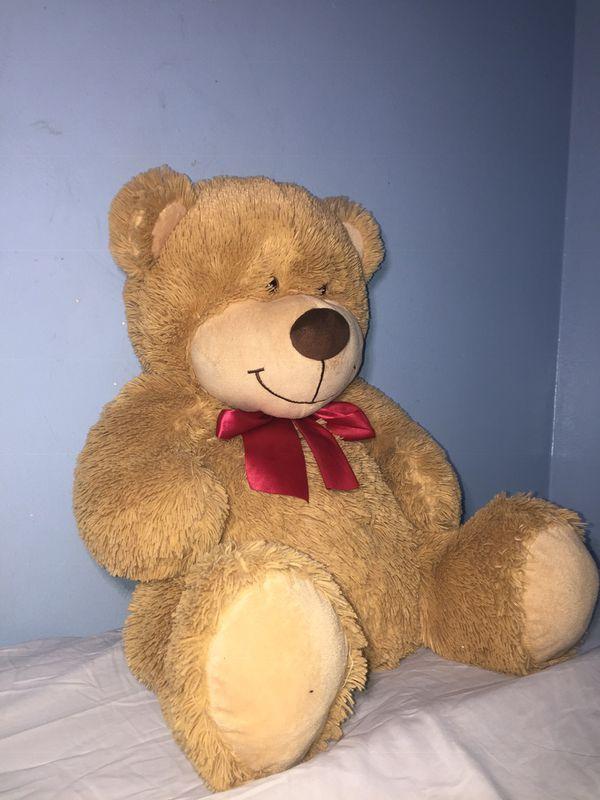 Teddy Bear for kids stuffed animal brown bear