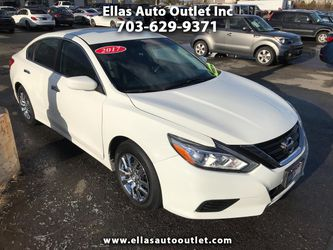 2017 Nissan Altima for Sale in Woodford,  VA