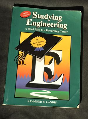 Study Engineering: A Road Map to a Rewarding Career (Third Edition) for Sale in Richland, WA