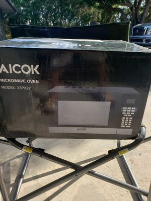 Aicok microwave for Sale in Port St. Lucie, FL