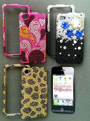 Bling..Bling...Protector Case for IPhone 4/4S for Sale in Tempe, AZ