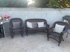 Patio furniture. for Sale in Santa Ana, CA