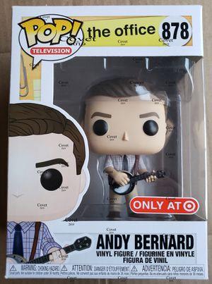 Funko Pop! Andy BernardEXCLUSIVE! for Sale in Mulberry, FL