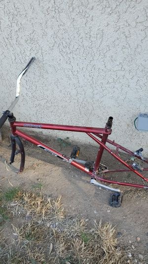 GT out post bicycle frame for Sale in KS, US