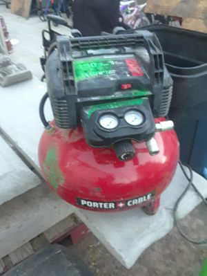 Air compressor with nail guns for Sale in West Jordan, UT