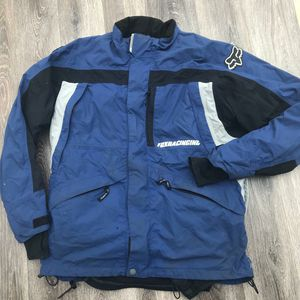 L* Fox Racing snowmobile jacket 2 in 1 for Sale in Sagle, ID