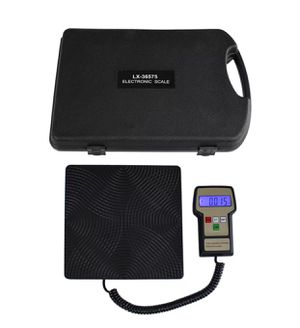 Electronic Refrigerant Scale 220LB Digital HVAC A/C Refrigerant Freon Charging for Sale in Rowland Heights, CA