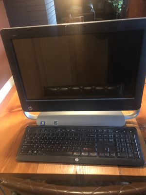 HP Touchsmart all in one 320 PC computer for Sale in Hillsboro, OR