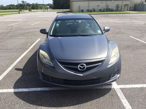 2010 Mazda 6 I sport. Single owner vehicle, no accidents. 65,400 miles, new tires. for Sale in Youngsville, LA