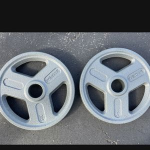 25lb Olympic Weight Plates (BRAND NEW) for Sale in Long Beach, CA