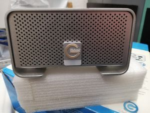 G-Raid2 500GB External Hard drive for Sale in New York, NY