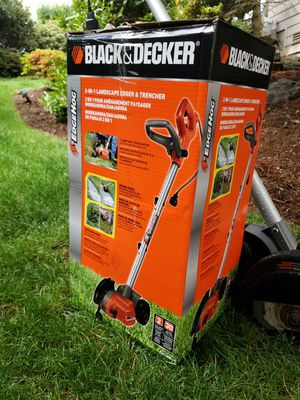 12 Amp  EdgeHog® 2-in-1 Landscape Edger and Trencher for Sale in Puyallup, WA