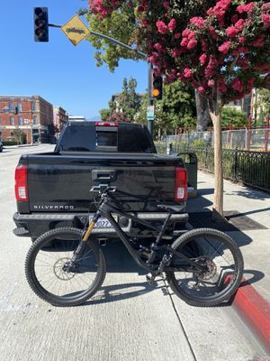 Specialized Enduro black 2020 carbon S5 for Sale in Lynwood, CA