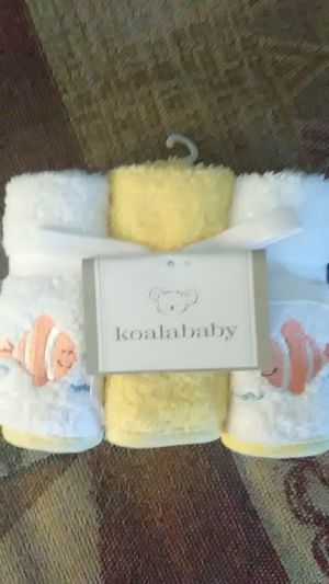 6 koala baby wash clothes brand new for Sale in Rancho Cucamonga, CA