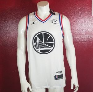 STITCHED ALL STAR WARRIORS BASKETBALL JERSEY for Sale in CA, US