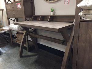 Desk with USB Outlet, Hazel for Sale in Norwalk, CA