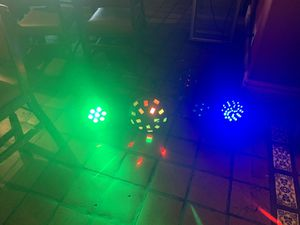 DJ Lights and Speakers for Sale in Tustin, CA
