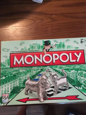 Monopoly board game for Sale in Clearwater, FL