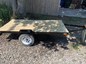 4x8 utility trailer for Sale in Lakewood, OH
