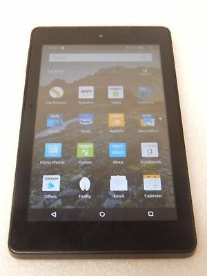 Amazon Kindle Fire HD tablet for Sale in Vienna, VA