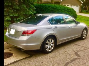 Perffect_2008 Honda Accord Exl AWDWheels-CleanTitle for Sale in Fort Wayne, IN