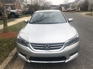 2013 Honda Accord LX 6 speed Manual for Sale in Clinton, MD