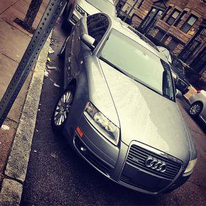 Audi A6 (Silver) for Sale in Boston, MA