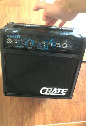 Crate guitar amplifier for Sale in Walnut Creek, CA