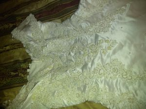 Beautiful Michaelangelo size 20 wedding 👗 for Sale in Jan Phyl Village, FL