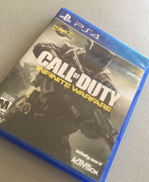 Call of Duty infinite warfare for Sale in Modesto, CA