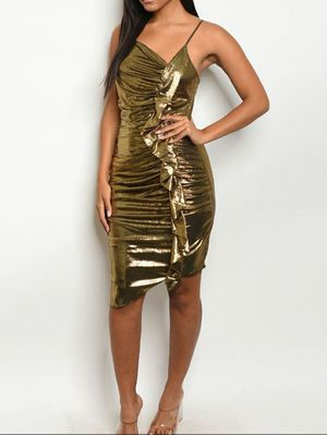 BEAUTIFUL GOLD DRESS for Sale in Washington, DC