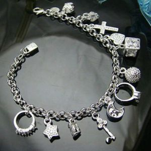 925 Sterling Silver 13 Charms Set for Sale in Edgewood, FL