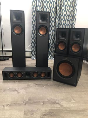 Klipsch R610F Home-theater Speakers for Sale in East Meadow, NY