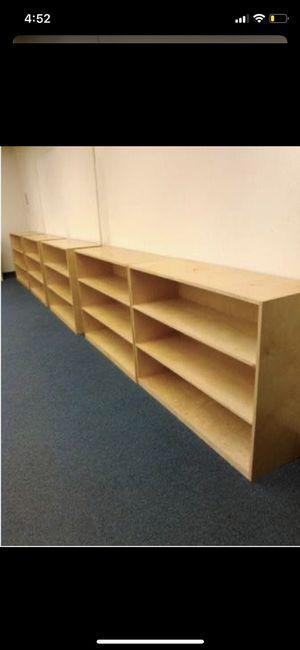 Montessori bookshelves for Sale in Carlsbad, CA