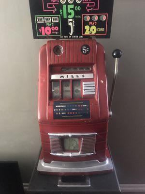 Mills slot machine for Sale in Whittier, CA