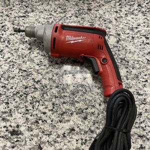 Milwaukee Heavy Duty Screwdriver Power Unit for Sale in Revere, MA