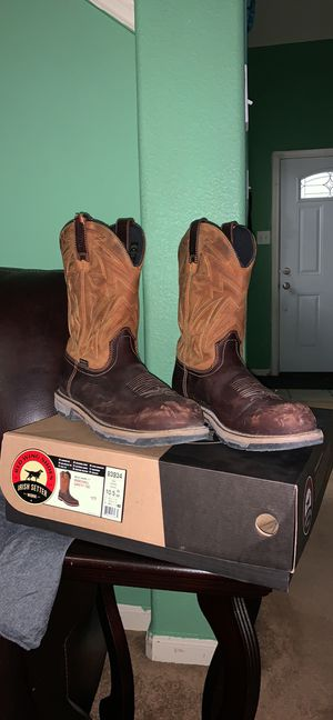 Irish setter work boots for Sale in Houston, TX